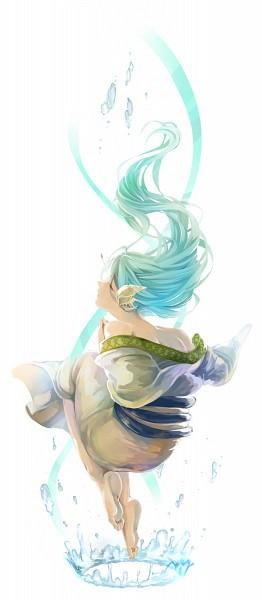 Yamuraiha - MAGI: The Labyrinth of Magic