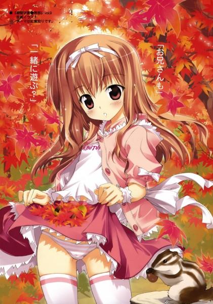 Tags: Anime, Yan-Yam, Skirt Basket