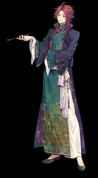 Tags: Anime, RiRi (Artist), Otomate, IDEA FACTORY, Piofiore no Bansho, Yang (Piofiore no Bansho), Official Art