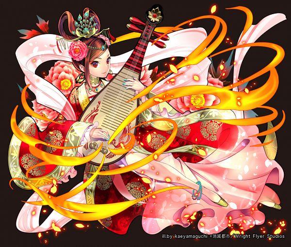 Yang Guifei (Shoumetsu Toshi) - Shoumetsu Toshi