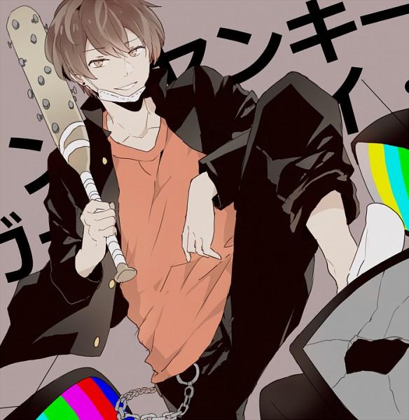 Tags: Anime, Spazzytoaster, Bis, Nico Nico Singer, Yankee Boy ・Yankee Girl