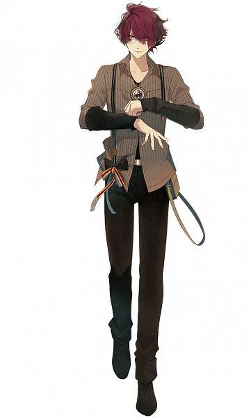 Yano Kirihiko - Nil Admirari no Tenbin