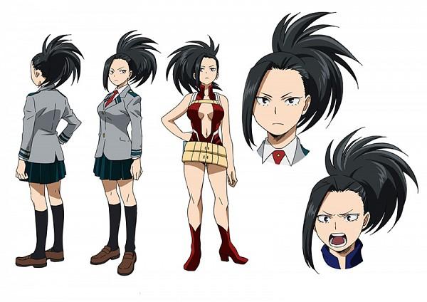 Yaoyorozu Momo - Boku no Hero Academia