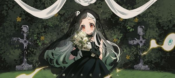Tags: Anime, Pixiv Id 1290550, Jibaku Shounen Hanako-kun, Yashiro Nene, Fanart, Fanart From Pixiv, Pixiv