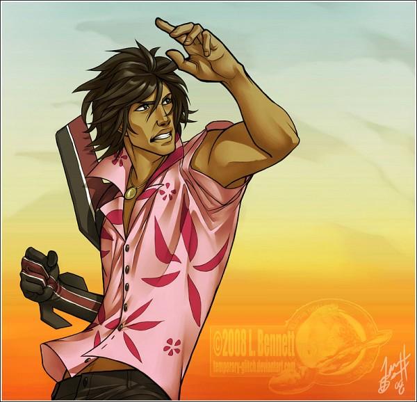 "Tags: Anime, BLEACH, Yasutora ""Chad"" Sado, deviantART"