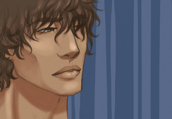 "Tags: Anime, Imlikat, BLEACH, Yasutora ""Chad"" Sado"
