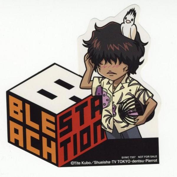 "Tags: Anime, BLEACH, Yasutora ""Chad"" Sado, Official Art"