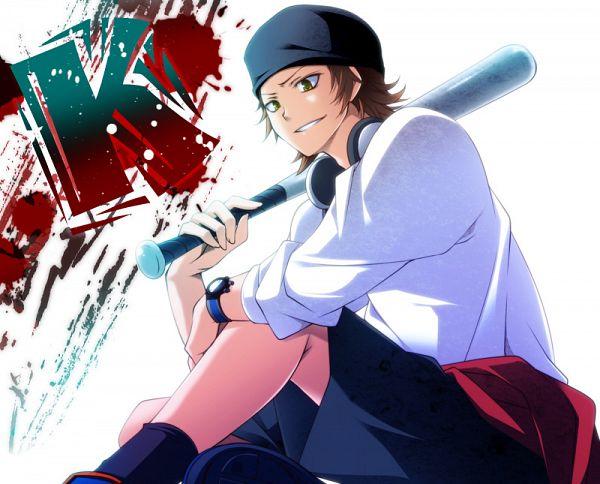Tags: Anime, Mayokiti, K Project, Yata Misaki, Pixiv, Fanart, Fanart From Pixiv