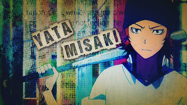 Tags: Anime, K Project, Yata Misaki, Artist Request, Edited, Facebook Cover, Wallpaper