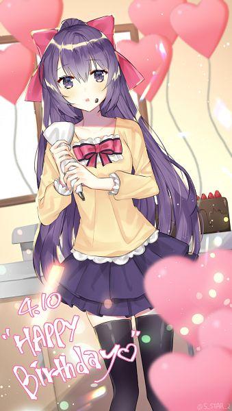 Tags: Anime, Pixiv Id 28181378, Date A Live, Yatogami Tohka