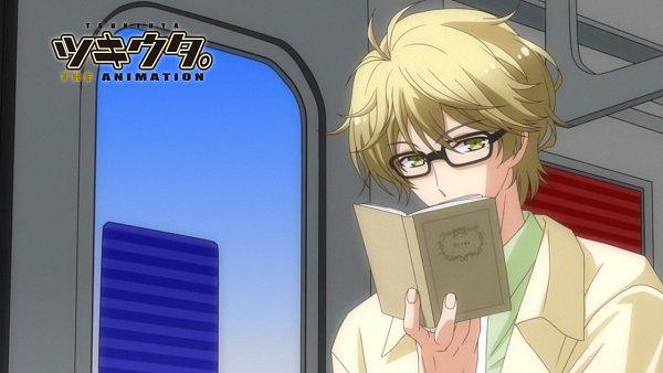 Tags: Anime, Tsukiuta, Yayoi Haru, Eyecatcher, Wallpaper