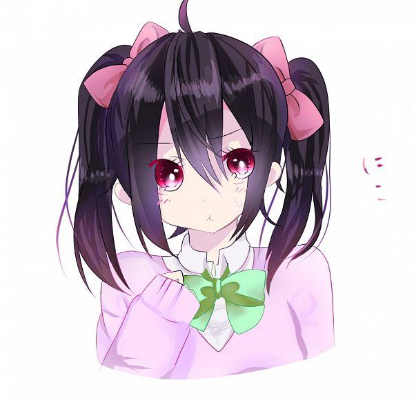 Tags: Anime, Pixiv Id 8318909, Love Live!, Yazawa Niko, PNG Conversion