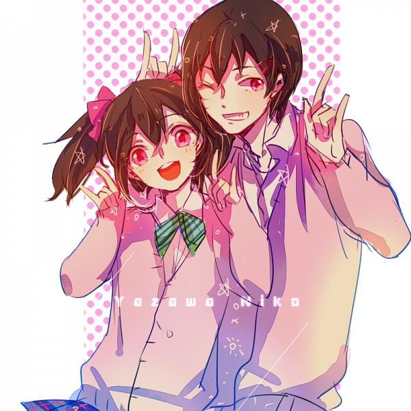 Tags: Anime, Pixiv Id 1478197, Love Live!, Yazawa Niko, Pink Sweater, Nico Yazawa