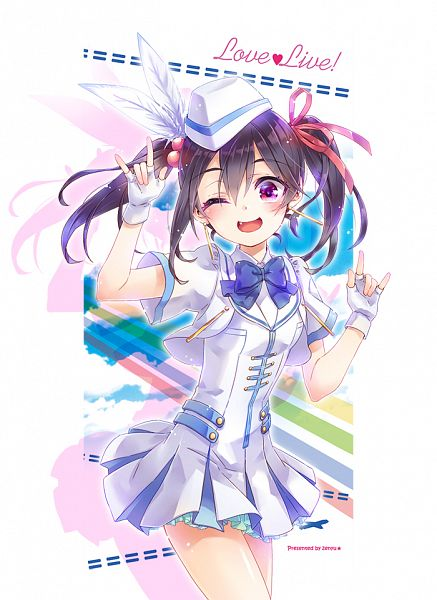 Tags: Anime, zenyu, Love Live!, Yazawa Niko, Wonderful Rush, Mobile Wallpaper, Nico Yazawa