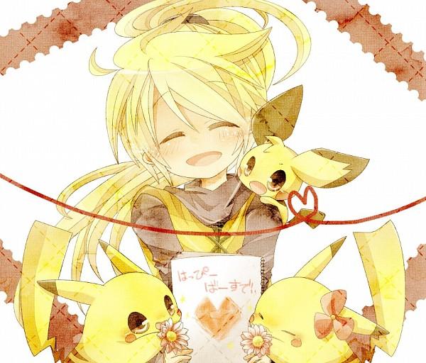 Tags: Anime, Pokémon SPECIAL, Pokémon, Pika (Pokémon), Chuchu (Pokémon), Pichu, Yellow (Pokémon Special), Pikachu