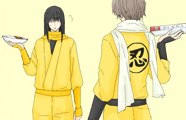 Yellow Curry Ninja - Katsura Kotaro