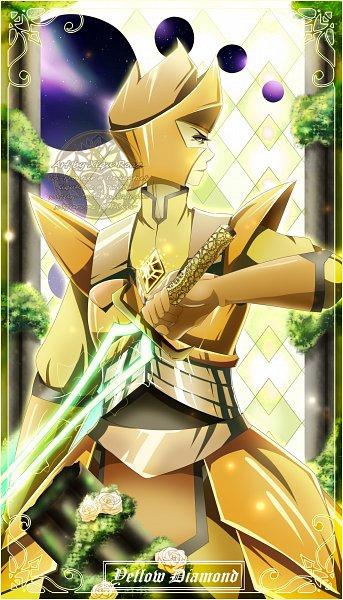 Yellow Diamond (Steven Universe) - Steven Universe