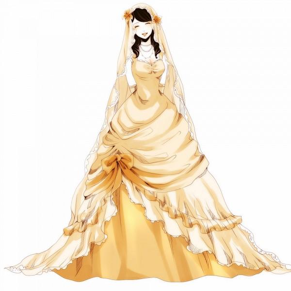 Yellow Dress - Dress