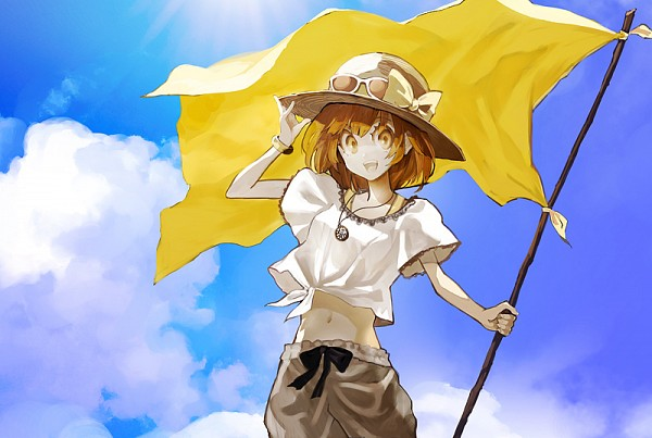 Yellow Flag - Lazy Gung