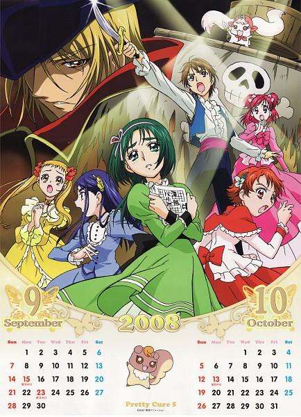 Tags: Anime, Kawamura Toshie, Yes! Precure 5, Akimoto Komachi, Minazuki Karen, Natts, Natsuki Rin, Nuts (Pretty Cure), Kokoda Kouji, Yumehara Nozomi, Coco (Pretty Cure), Kasugano Urara, Milk (Pretty Cure)