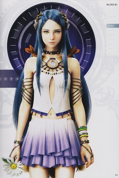 Yeul - Final Fantasy XIII