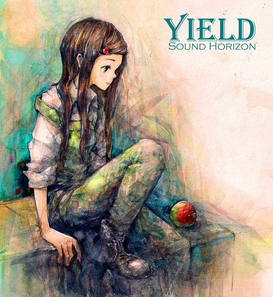 Tags: Anime, Pixiv Id 3495245, Yield (Sound Horizon), Elysion (Sound Horizon), Sound Horizon