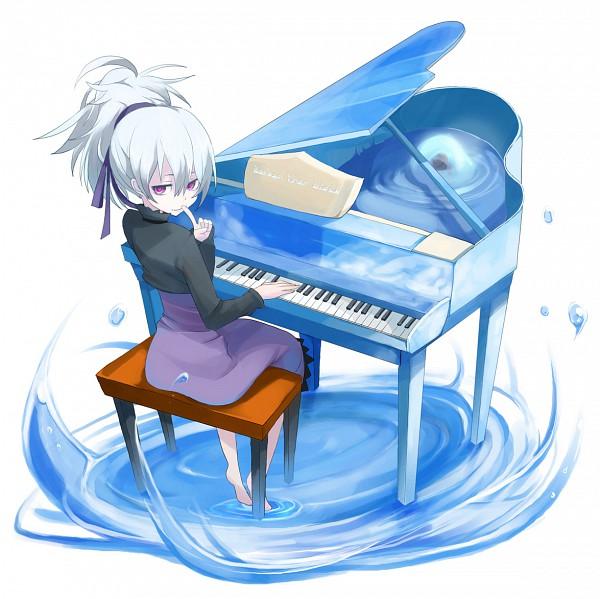 Tags: Anime, Darker than Black, Yin, Artist Request