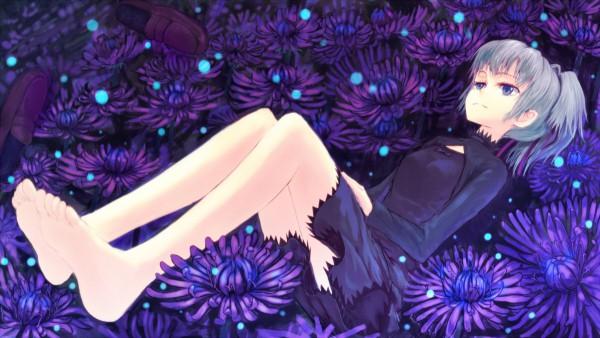 Tags: Anime, Chourui Keiko, Darker than Black, Yin, Wallpaper
