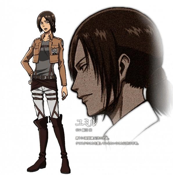 Ymir (Shingeki no Kyojin) - Attack on Titan