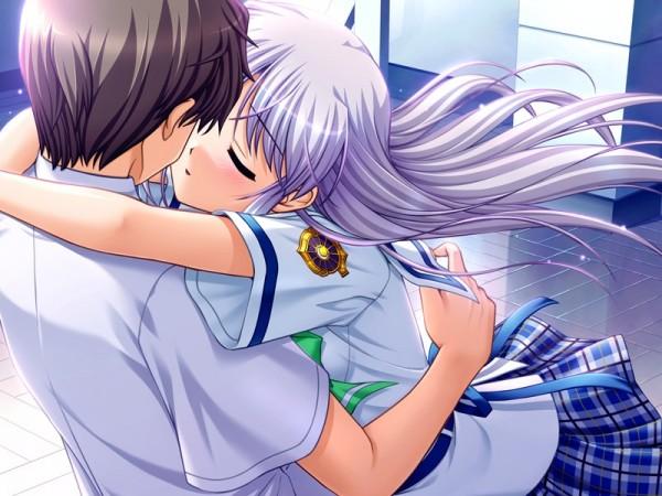 Tags: Anime, August (Studio), Yoake Mae yori Ruriiro na, Tatsuya Asagiri, Feena Fam Earthlight, CG Art, A Brighter Blue Than That Before The Dawn