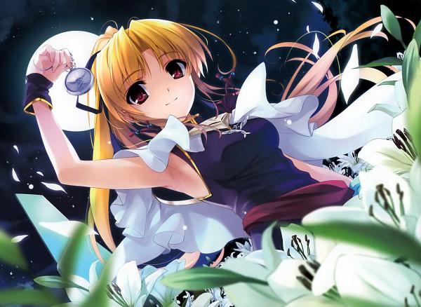 Tags: Anime, Misaki Kurehito, Cradle, August (Studio), Four Seasons Memorial 2005-2010 Calendar, Yoake Mae yori Ruriiro na, Calendar (Source), Scan, A Brighter Blue Than That Before The Dawn