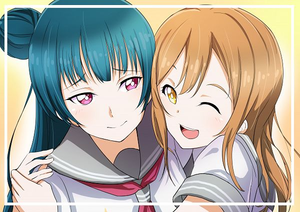 YohaMaru - Love Live! Sunshine!!