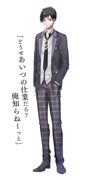 Yohei (Shiro to Kuro no Alice) - Shiro to Kuro no Alice