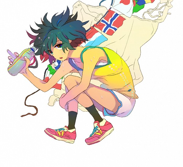 Tags: Anime, Yokarura, Pixiv, Original