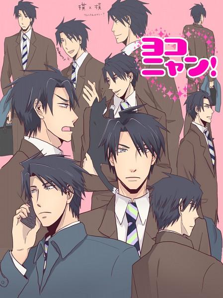 Tags: Anime, Pixiv Id 1164172, Akizuki Sorata, Sekai Ichi Hatsukoi, Yokozawa Takafumi, Pixiv, Fanart