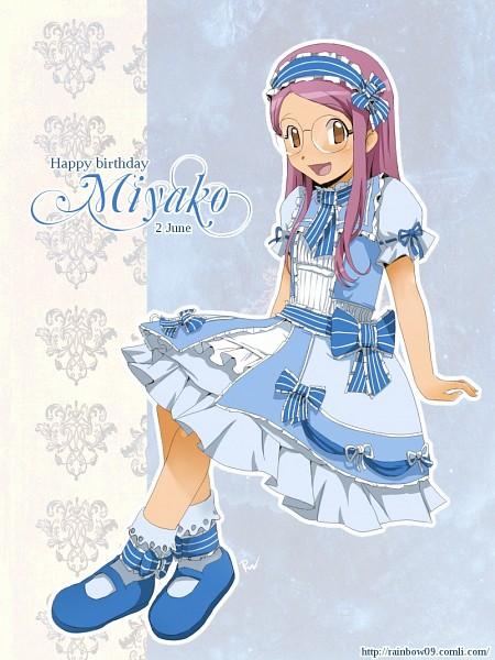 Tags: Anime, Rayana Wolfer, Digimon Adventure, Yolei Inoue, Pixiv