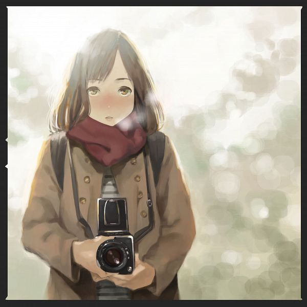Tags: Anime, Yom, Pixiv, Original