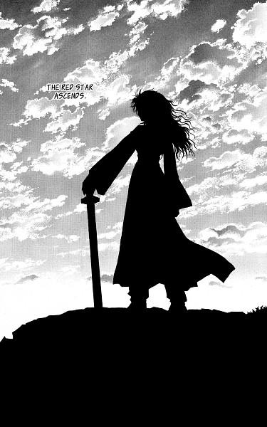 Tags: Anime, Kusanagi Mizuho, Akatsuki no Yona, Yona (Akatsuki no Yona), Official Art, Manga Page, Scan