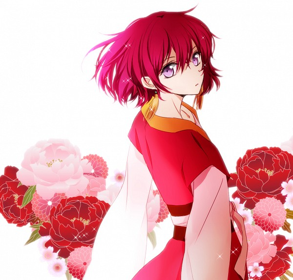 Tags: Anime, Tsukimori Usako, Akatsuki no Yona, Yona (Akatsuki no Yona), Pixiv, Fanart, Fanart From Pixiv, PNG Conversion, Twitter