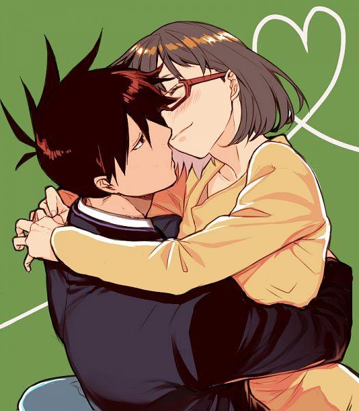 Tags: Anime, Pixiv Id 30358662, Yondemasuyo Azazel-san, Akutabe, Sakuma Rinko, Pixiv