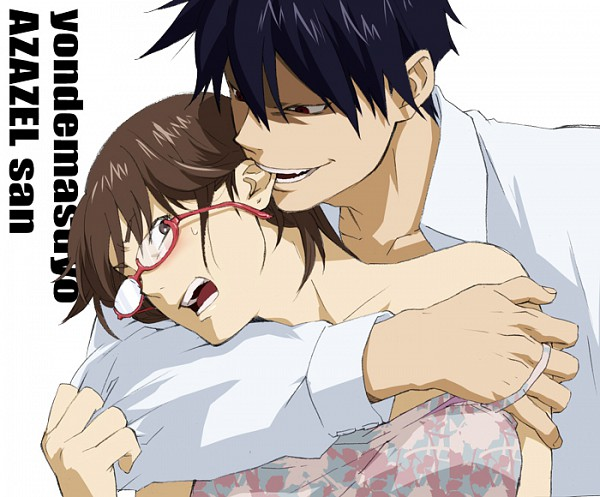 Tags: Anime, Yondemasuyo Azazel-san, Sakuma Rinko, Akutabe