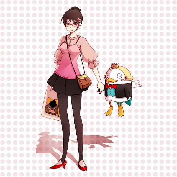 Tags: Anime, Sasai Rinko, Yondemasuyo Azazel-san, Sakuma Rinko, Moloch, Beelzebub (Yondemasuyo Azazel-san)