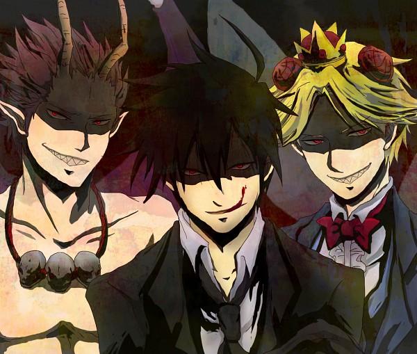 Tags: Anime, Pixiv Id 2736277, Yondemasuyo Azazel-san, Beelzebub (Yondemasuyo Azazel-san), Akutabe, Azazel