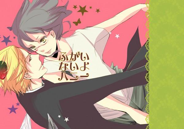 Tags: Anime, Pixiv Id 528482, Yondemasuyo Azazel-san, Beelzebub (Yondemasuyo Azazel-san), Sakuma Rinko
