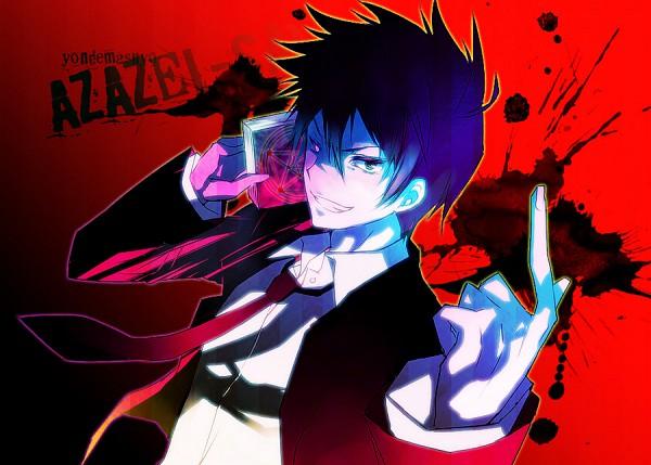 Tags: Anime, Yondemasuyo Azazel-san, Akutabe