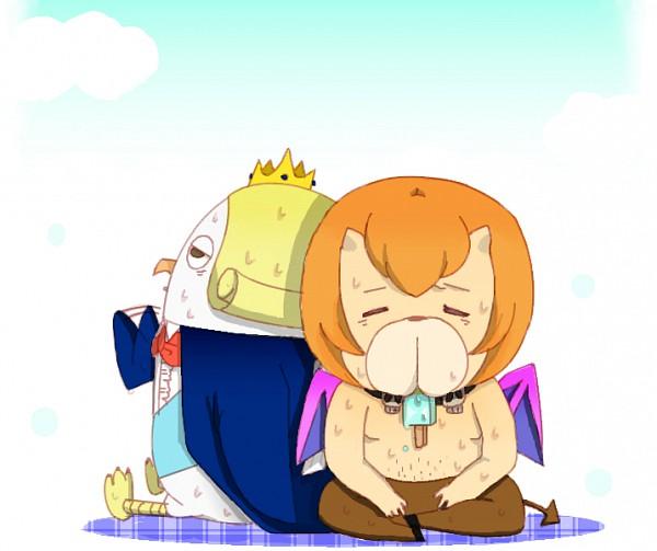 Tags: Anime, Pixiv Id 2219392, Yondemasuyo Azazel-san, Azazel, Beelzebub (Yondemasuyo Azazel-san)