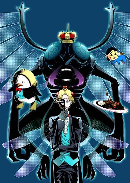 Tags: Anime, Gumdeong (Artist), Yondemasuyo Azazel-san, Beelzebub (Yondemasuyo Azazel-san)