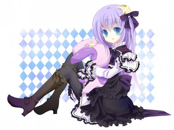 Tags: Anime, Yonema, Pixiv, Original