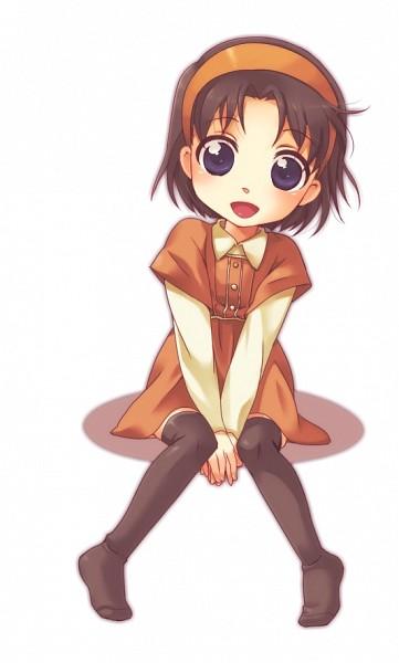 Yoshida Ayumi (Amy Yeager) - Meitantei Conan