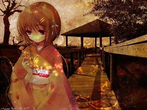 Tags: Anime, Ito Noizi, Shakugan no Shana, Yoshida Kazumi, Wallpaper